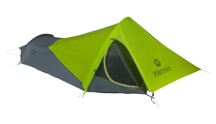 Marmot Starlight 2P Tent Green Lime/Steel